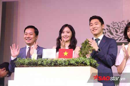 Yoona up mo ke hoach tro lai Viet Nam nhan dip ki niem 10 nam thanh lap SNSD - Anh 9