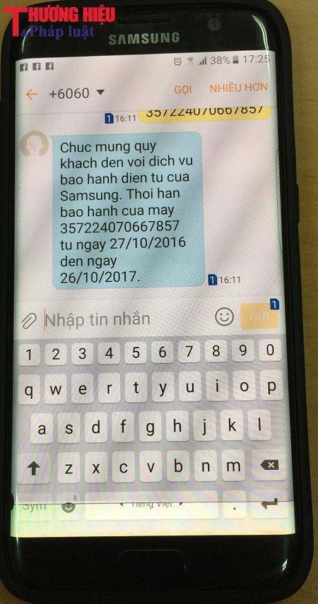 Samsung tu ha thap gia tri thuong hieu vi cach thuc bao hanh? - Anh 2