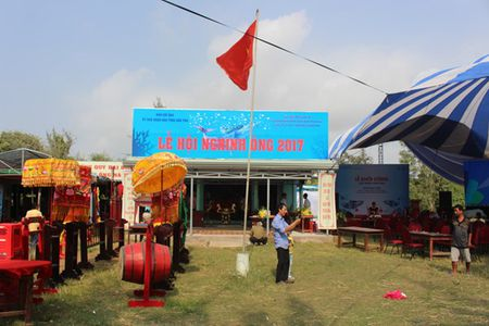 Le hoi Nghinh Ong Nam Hai tai Ben Tre dien ra trong 4 ngay - Anh 4
