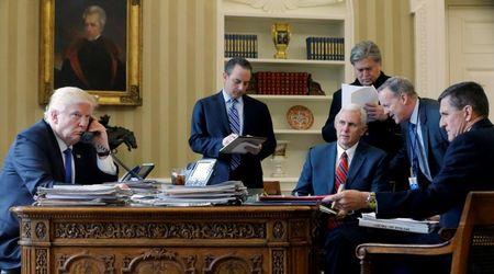 Thong tin chua duoc tiet lo trong cuoc dien dam giua ong Trump va ong Putin - Anh 1