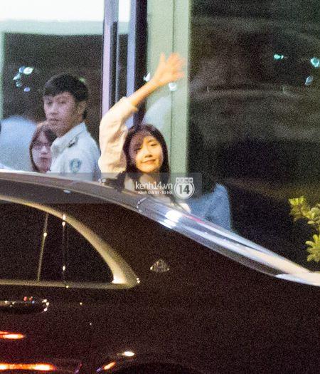 Hinh anh xau xi cua fan cuong khi Yoona den Viet Nam - Anh 1