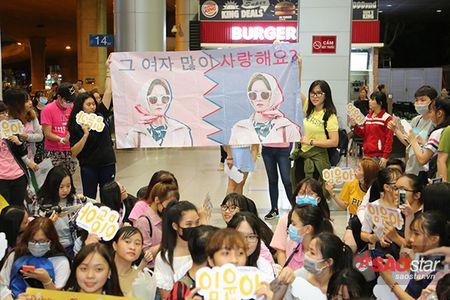 Hinh anh xau xi cua fan cuong khi Yoona den Viet Nam - Anh 4
