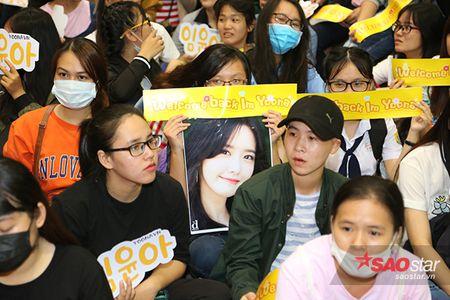 Hinh anh xau xi cua fan cuong khi Yoona den Viet Nam - Anh 5