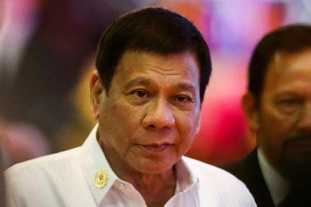 Ong Duterte bac tin don bi ung thu - Anh 1