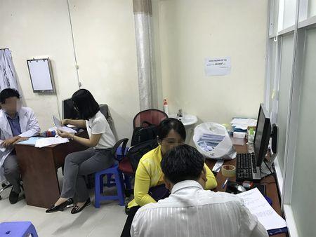 Kiem tra chat luong cac phong kham o TP.HCM - Anh 1