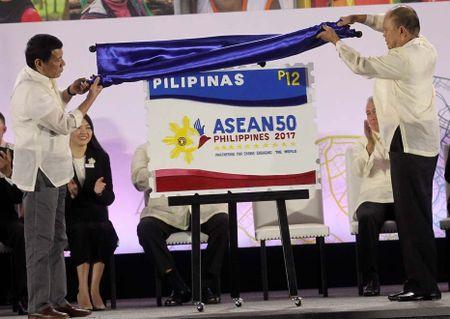 Philippines chi dam cho cong tac an ninh ASEAN - Anh 1