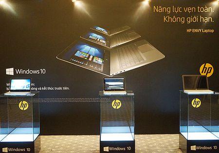 HP trinh lang laptop Envy 13 va Envy 15 moi, thoi luong pin 10 tieng - Anh 1