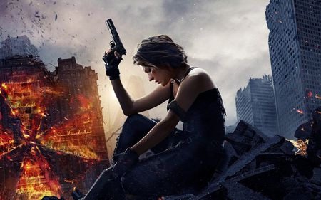 'Resident Evil: Hoi ket' - Su khep lai day tiec nuoi - Anh 1
