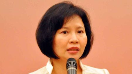 Bo Cong thuong len tieng ve co phan gia tri tram ti cua Thu truong - Anh 1