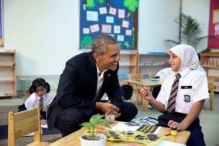 Cuu nhiep anh gia Nha Trang khoet sau 'noi nho Obama' - Anh 3