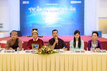 Hoa Hiep va Thanh Truc lan dau dong phim co trang pha an - Anh 1