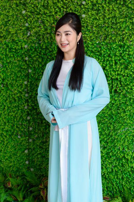 Hoa Hiep va Thanh Truc lan dau dong phim co trang pha an - Anh 4