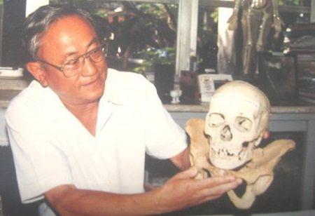 Le tri an Macchabee, lai nho thay Nguyen Quang Quyen - Anh 2