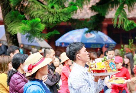 Bai cung Ram thang Gieng theo Van khan co truyen Viet Nam - Anh 1