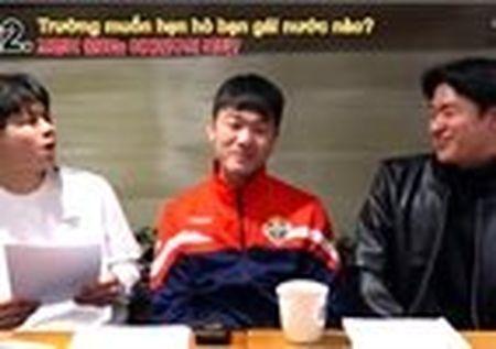 Xuan Truong ra san, Gangwon FC dai thang '4 sao' - Anh 1
