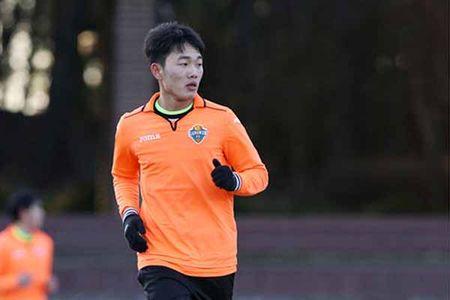 Xuan Truong ra san, Gangwon FC dai thang '4 sao' - Anh 2
