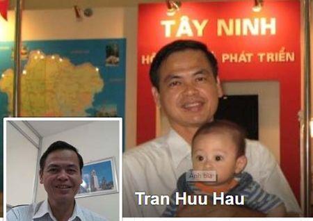 Bi thu Thanh uy dung Facebook de 'doi thoai' voi dan - Anh 1