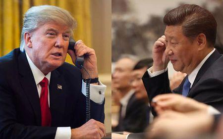 Tong thong Trump cam ket ton trong chinh sach Mot Trung Quoc - Anh 1