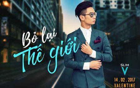 Son Tung M-TP va Slim V cung ra MV moi trong ngay Le tinh nhan - Anh 2