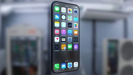 iPhone 8 su dung cong nghe laser 3D cho tinh nang moi phuc tap - Anh 1