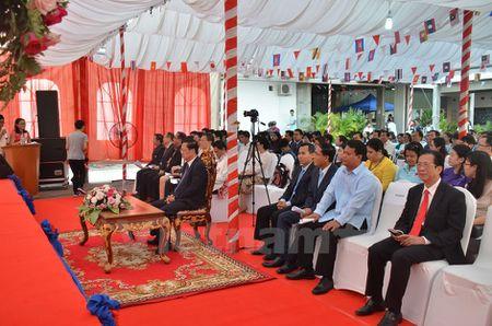 Dau an van hoa Viet Nam noi bat tai Le hoi ASEAN+3 - Anh 3