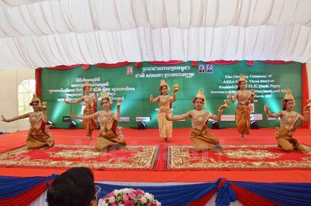 Dau an van hoa Viet Nam noi bat tai Le hoi ASEAN+3 - Anh 4
