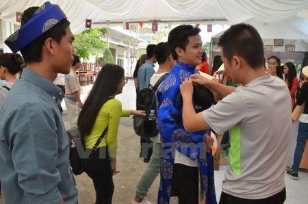 Dau an van hoa Viet Nam noi bat tai Le hoi ASEAN+3 - Anh 5