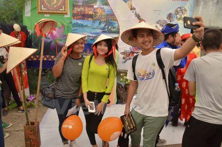 Dau an van hoa Viet Nam noi bat tai Le hoi ASEAN+3 - Anh 6
