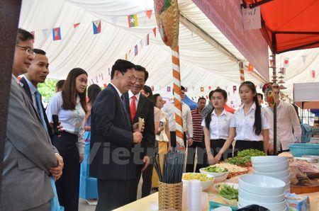 Dau an van hoa Viet Nam noi bat tai Le hoi ASEAN+3 - Anh 9