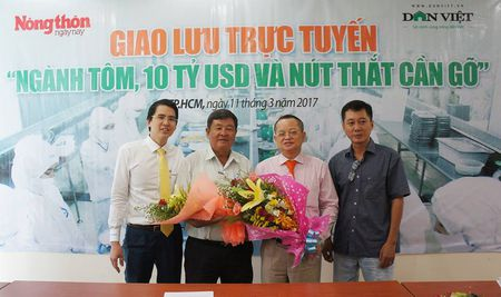 Giao luu truc tuyen 'Nganh tom, 10 ty USD va nut that can go' - Anh 4