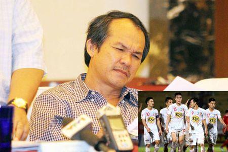 DIEM TIN TOI (11.3): Bau Duc phat nang cau thu HAGL neu... - Anh 1