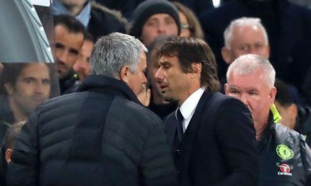 Gap Mourinho, Conte se lai khieu khich - Anh 1