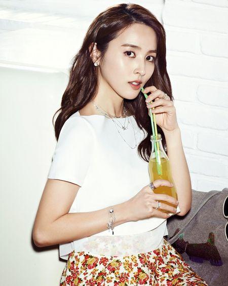 Han Hye Jin - WAGs xinh dep hang dau xu Kim Chi - Anh 1