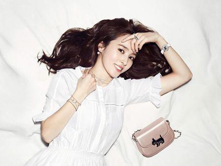 Han Hye Jin - WAGs xinh dep hang dau xu Kim Chi - Anh 3