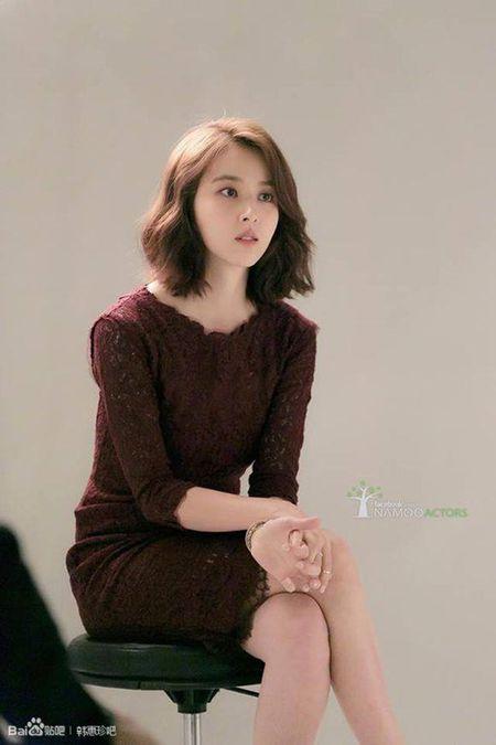 Han Hye Jin - WAGs xinh dep hang dau xu Kim Chi - Anh 4