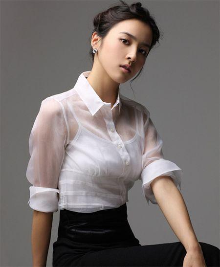 Han Hye Jin - WAGs xinh dep hang dau xu Kim Chi - Anh 5