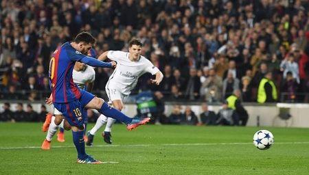 'Messi te nhat tran PSG, sap het thoi' - Anh 1
