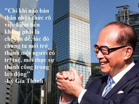 Ty phu Ly Gia Thanh: 'Thanh tin' la cot loi cua thanh cong - Anh 5