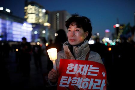 Quan he Trung-Han co cai thien sau thoi Park Geun-hye? - Anh 1