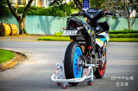 'Soi' Yamaha Exciter 150 hang khung cua biker mien Tay - Anh 11