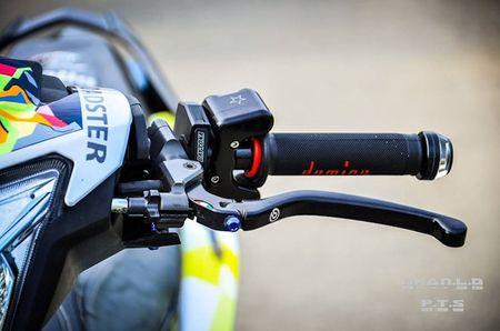 'Soi' Yamaha Exciter 150 hang khung cua biker mien Tay - Anh 4