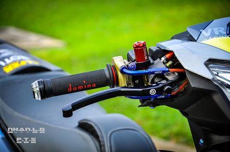 'Soi' Yamaha Exciter 150 hang khung cua biker mien Tay - Anh 5