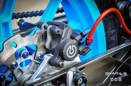 'Soi' Yamaha Exciter 150 hang khung cua biker mien Tay - Anh 8