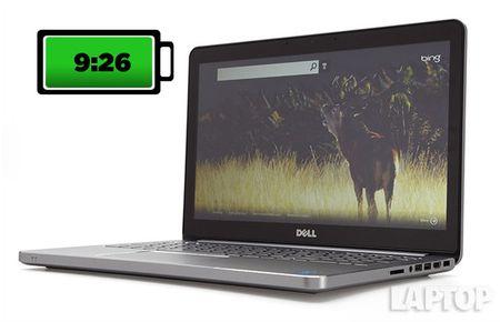 Top 10 laptop co pin 'trau' dang mua nhat hien nay - Anh 10