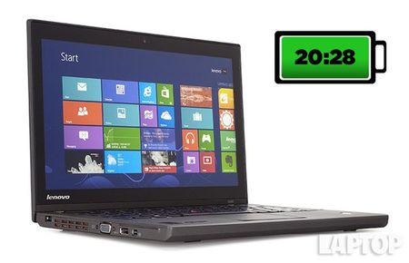 Top 10 laptop co pin 'trau' dang mua nhat hien nay - Anh 1