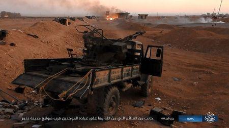 'Chet soc' so vu khi phien quan IS tom duoc o Palmyra - Anh 2