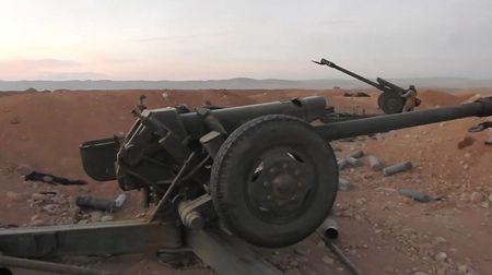 'Chet soc' so vu khi phien quan IS tom duoc o Palmyra - Anh 7
