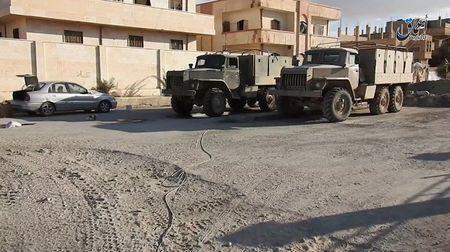 'Chet soc' so vu khi phien quan IS tom duoc o Palmyra - Anh 9