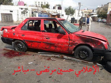 Hien truong danh bom kep o Damascus, hon 130 nguoi thuong vong - Anh 6
