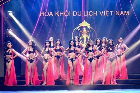 Do Tran Khanh Ngan xuat sac dang quang Hoa khoi Du lich Viet Nam - Anh 6